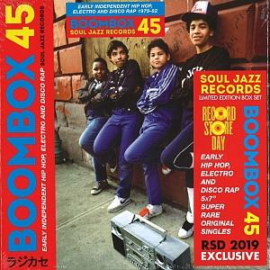 Boombox45